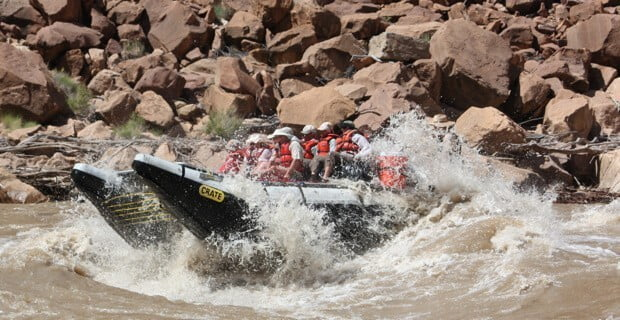 10 Questions to ask when planning a Grand Canyon Rafting Expedition