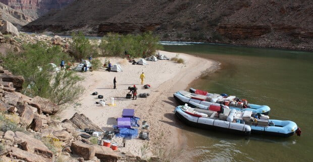 Items to Pack for Your Next Grand Canyon Rafting Trip
