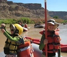Rafting Desolation Canyon
