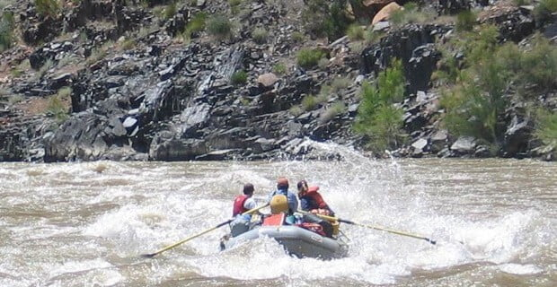 Westwater Canyon: Whitewater Rafting Through the Wild West