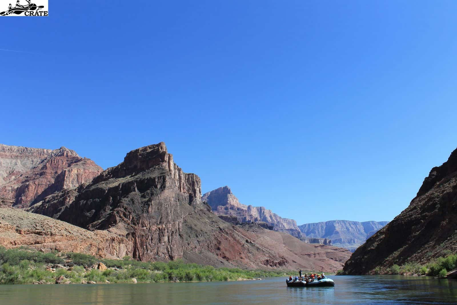 Plenty of Options For Grand Canyon Rafting with Colorado River & Trail Expeditions