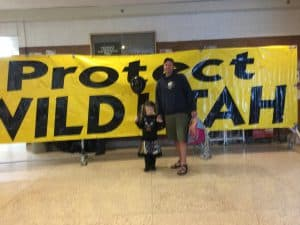 Rally to Protect Federal Land in Utah