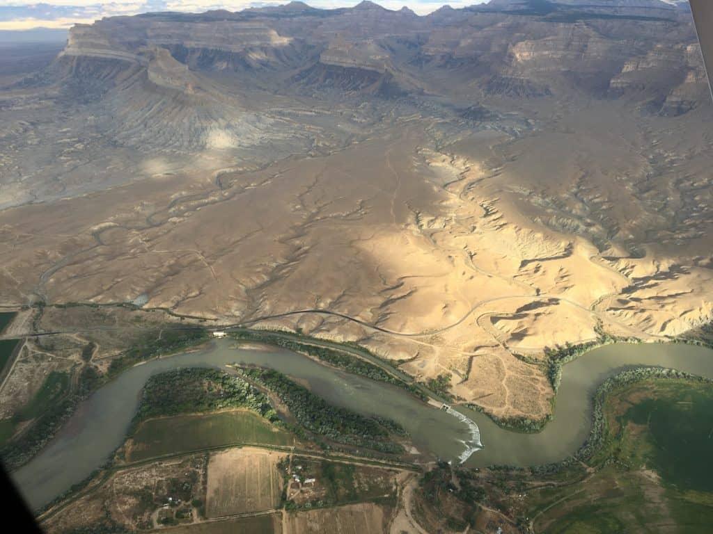 Green River Diversion Dam