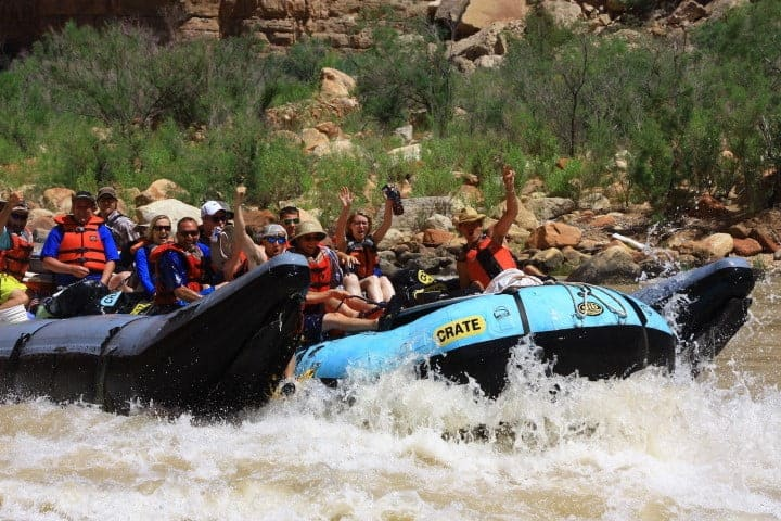 Rafting Availability July 26, 2017