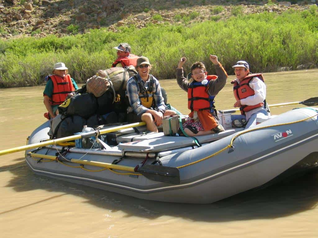 FAQ – Are There Age Requirements for Rafting the Grand Canyon River?