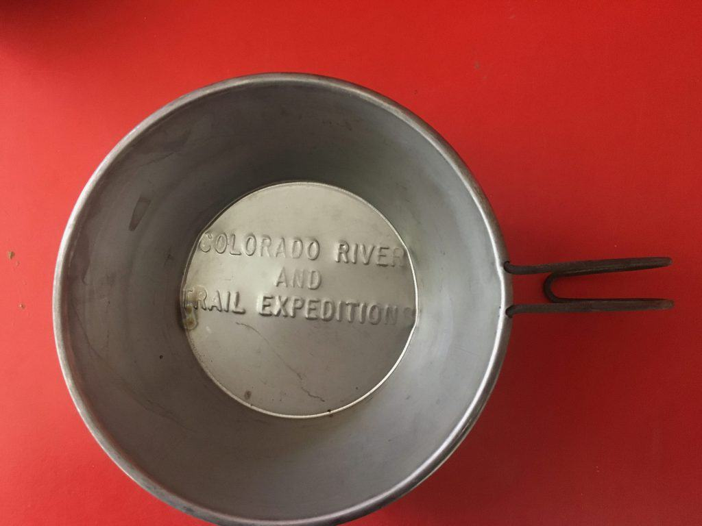 Colorado River and Trail Expeditions Sierra club cup later version