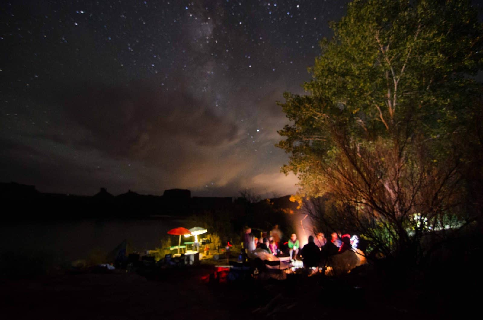 Did you know Canyonlands National Park was designated as a Gold-Tier International Dark Sky Park?