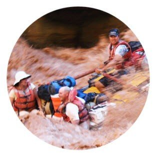 About CRATE Rafting