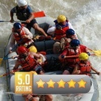 5 star river rafting trips Grand Canyon