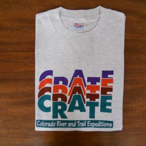 CRATE Retro T-Shirt