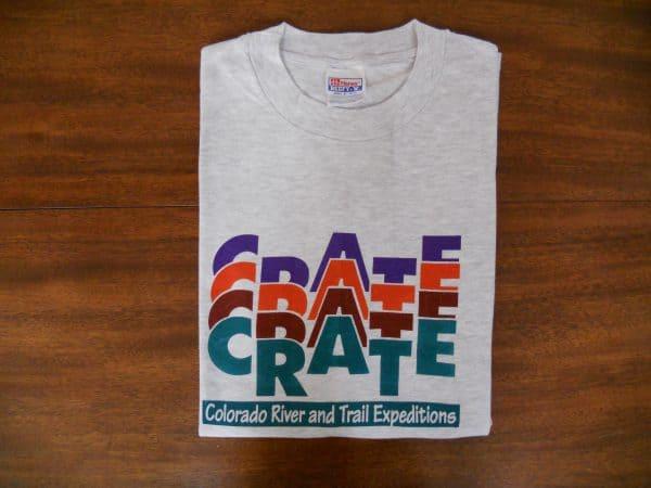 crate crate crate t-shirt