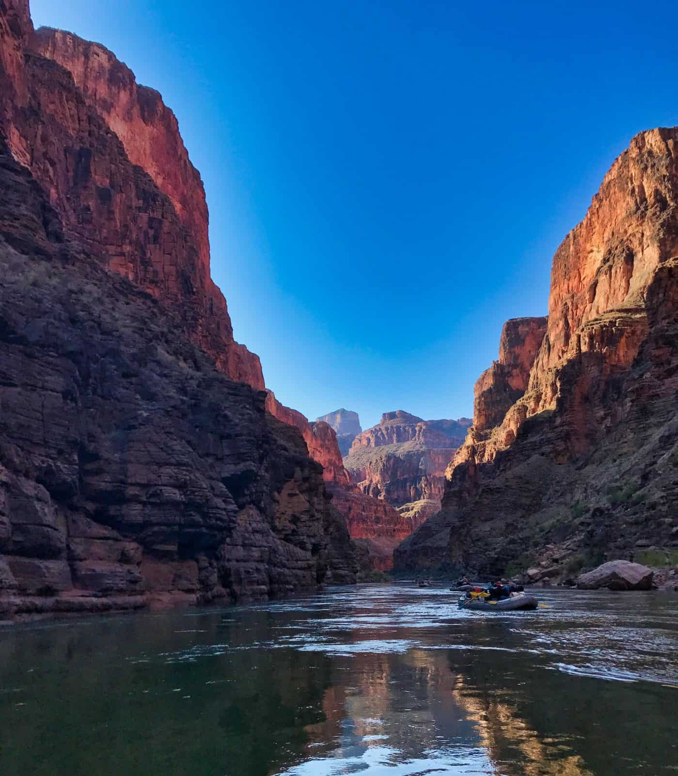 Water Education 101 – Grand Canyon Seeps and Springs