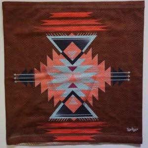 Slink Reversible No-Tie Bandana Southwest