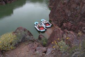 Motorized Rafting Trips