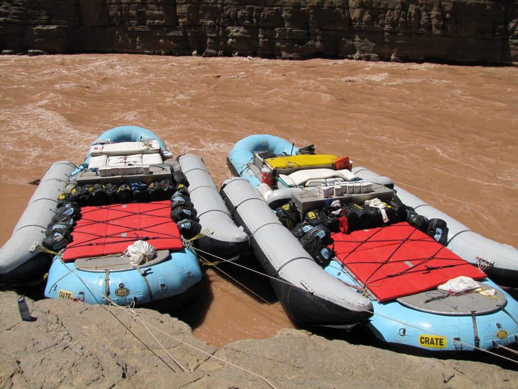 The Best Grand Canyon motorized rafts