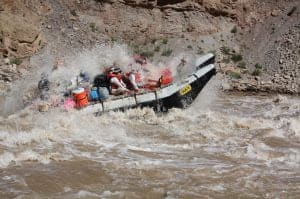 4 Day Motorized Rafting Trips