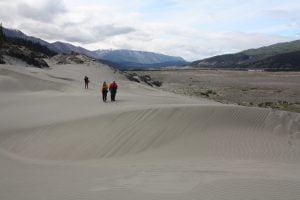 sand dunes kluane national park