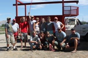 2010 Colorado River and Trail Expeditions Crew