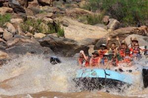 Grand Canyon Rafting Vacation