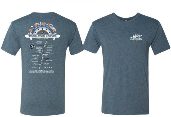 Deso Map Shirt