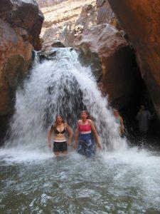 Shinumo Creek Waterfall