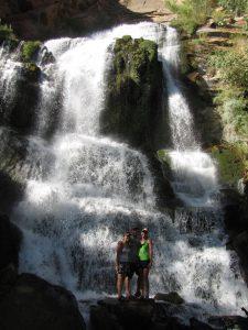 Thunder River Waterfall