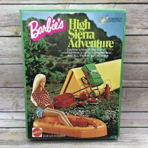 Barbie Rafting Set