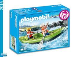 Playmobil Whitewater Rafting Set