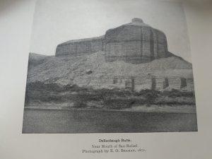Dellenbaugh Butte