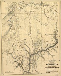 Original Dellenbaugh Map