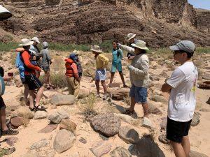 Geologist Wayne Ranney Stromatolite Fossil