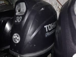 MFS30C Tohatsu Outboard